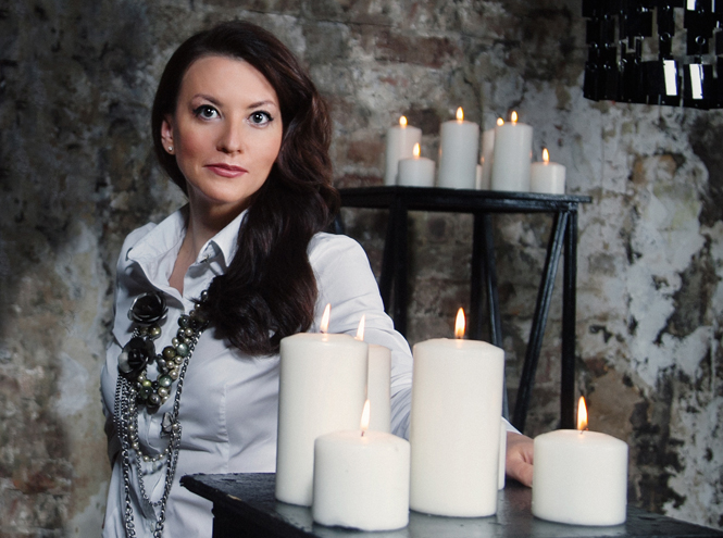 Фото №1 - Лидия Симонова: «Я не только слежу за модой, но и сама стараюсь ее создавать»