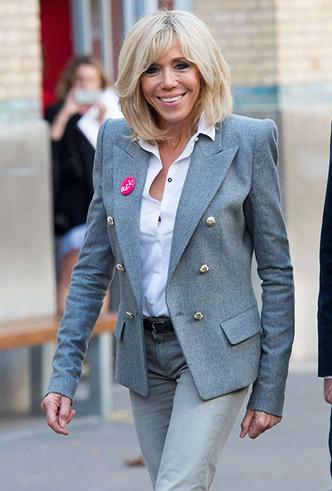 Фото №11 - Как (и благодаря кому) джинсы стали частью делового дресс-кода