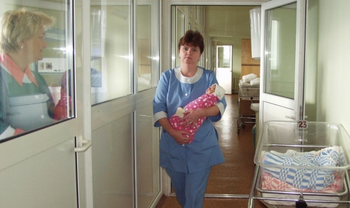 Фото №1 - Чаще всего новорожденные Петербурга заражаются конъюнктивитом