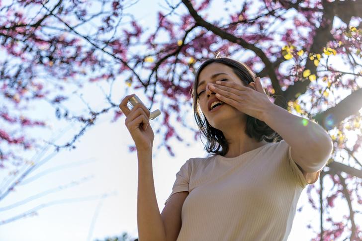Фото №2 - Аллергический бронхит: симптомы и лечение