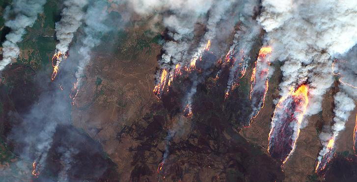Фото №8 - Ого-гонь XXI века: еще 5 великих пожаров наших дней