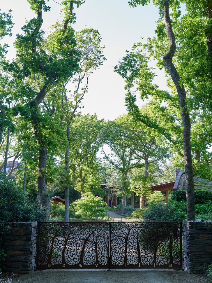 Фото №1 - Загородный дом в японском стиле в Бергене