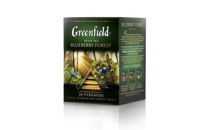 Фото №3 - Blueberry Forest: новое открытие коллекции Greenfield