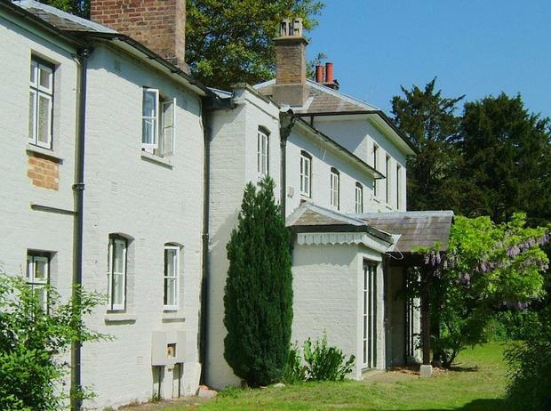Фото №2 - Гарри и Меган изменили дизайн сада во Фрогморе (британцы снова недовольны)