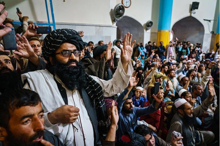 Фото №1 - Стоить ли верить руководству талибов, что новый режим будет мало отличаться от старого
