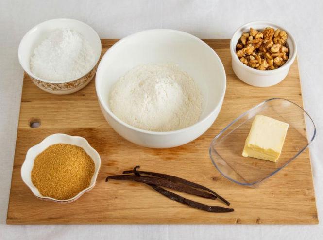Фото №2 - Два рецепта печенья с пеканом от шеф-кондитера Никиты Посохова