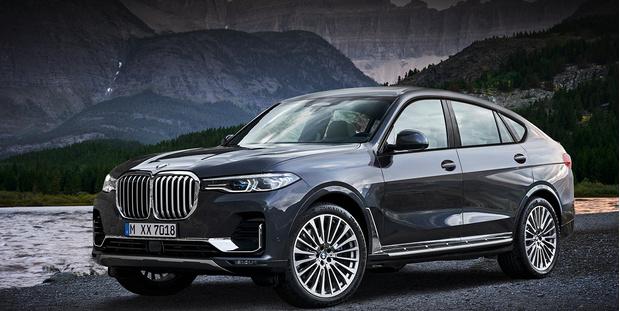 Фото №2 - BMW выпустит флагманский внедорожник X8