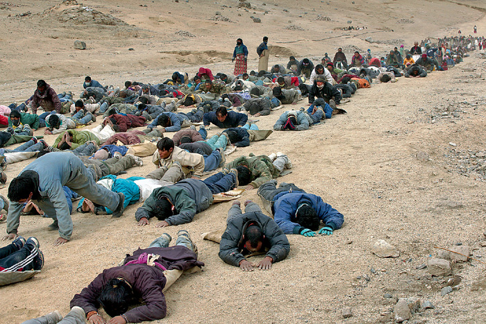 Фото №5 - Дорогами Будды: репортаж из новогоднего Тибета