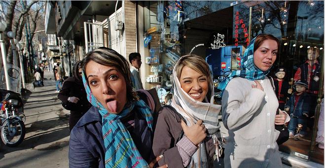 Фото №8 - Из Ирана с иронией: люди, ислам, диковинные способы пить и заниматься сексом