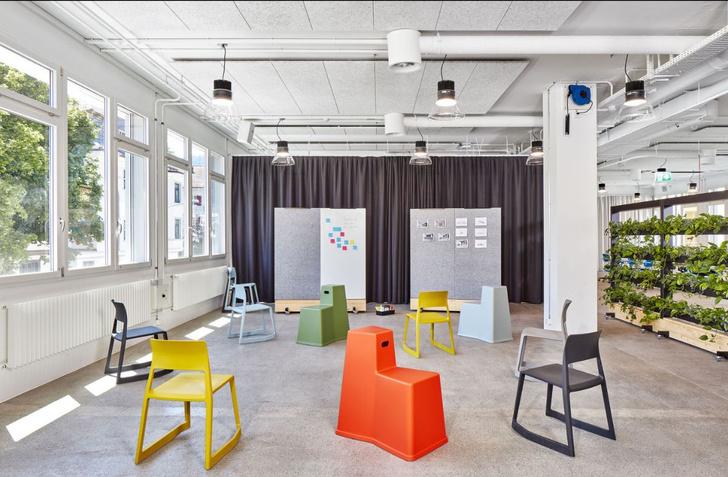 Фото №6 - Первый стул Vitra из переработанных материалов