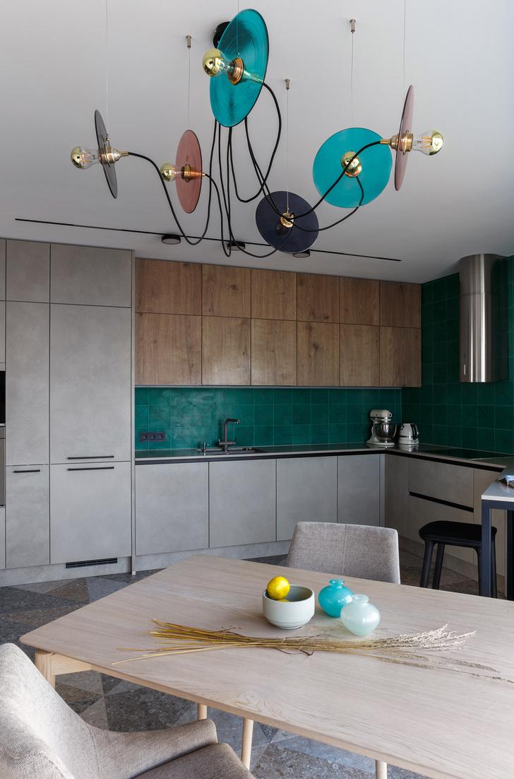 Фото №5 - Квартира в Перми 120 м² с панорамным видом на Каму