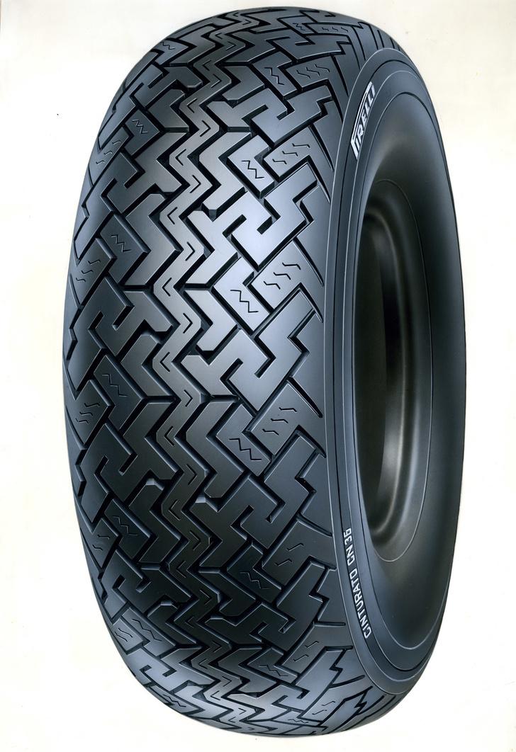 Фото №6 - Иногда они возвращаются: Pirelli представляет новое поколение шины Cinturato P7