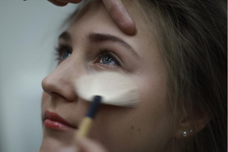 Фото №4 - Как сделать макияж в осенних тонах