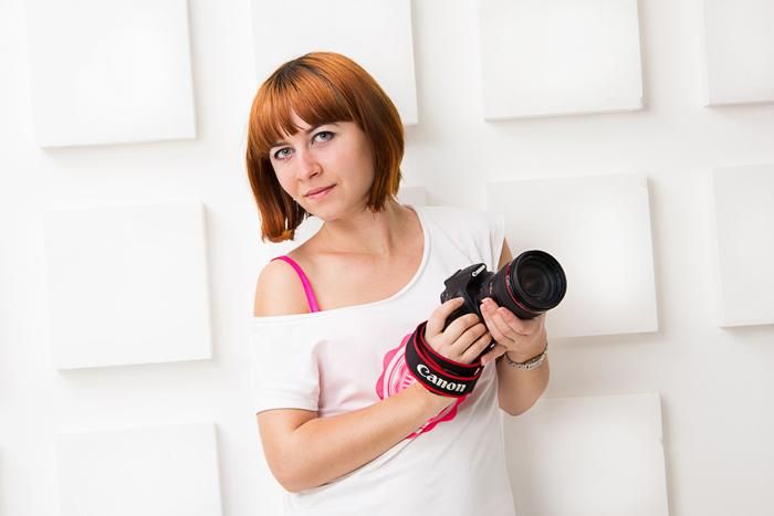 Записаться на фотосессию