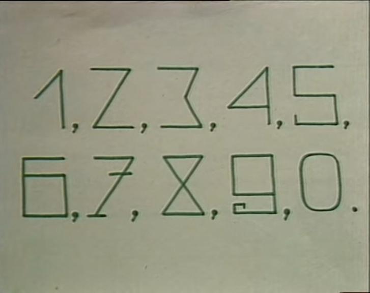Фото №2 - Красивая загадка с цифрами, озадачившая советских знатоков «Что? Где? Когда?» в 1982 году