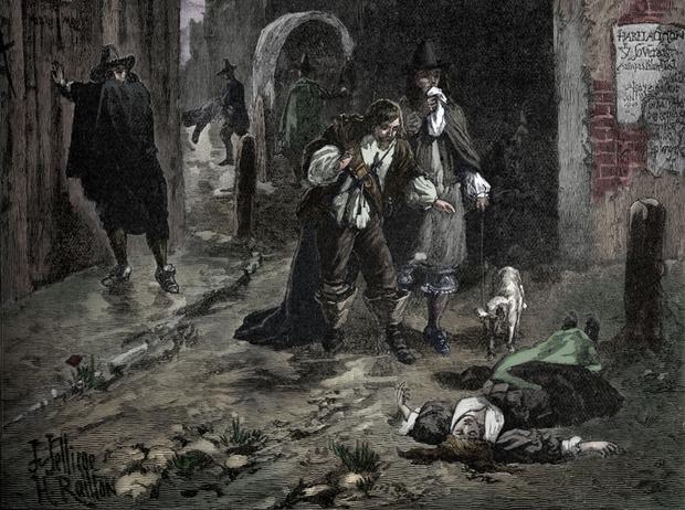 Фото №5 - 8 самых опасных пандемий в истории человечества