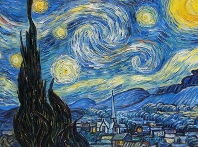 Фото №1 - Тест: Выбери картину Ван Гога и узнай, какого цвета твоя душа