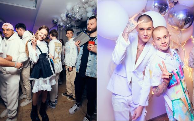 Фото №10 - Егор Шип, Даня Милохин, Марьяна Ро и Ваня Дмитриенко— кто еще отрывался на дне рождения XO Team
