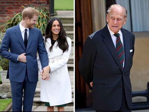 Фото №1 - Заветы Короны: какой совет принц Филипп дал Меган и Гарри (но они его проигнорировали)
