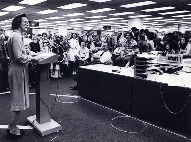 Фото №4 - Женщина против президента: кем на самом деле была героиня Мэрил Стрип из фильма «Секретное досье»