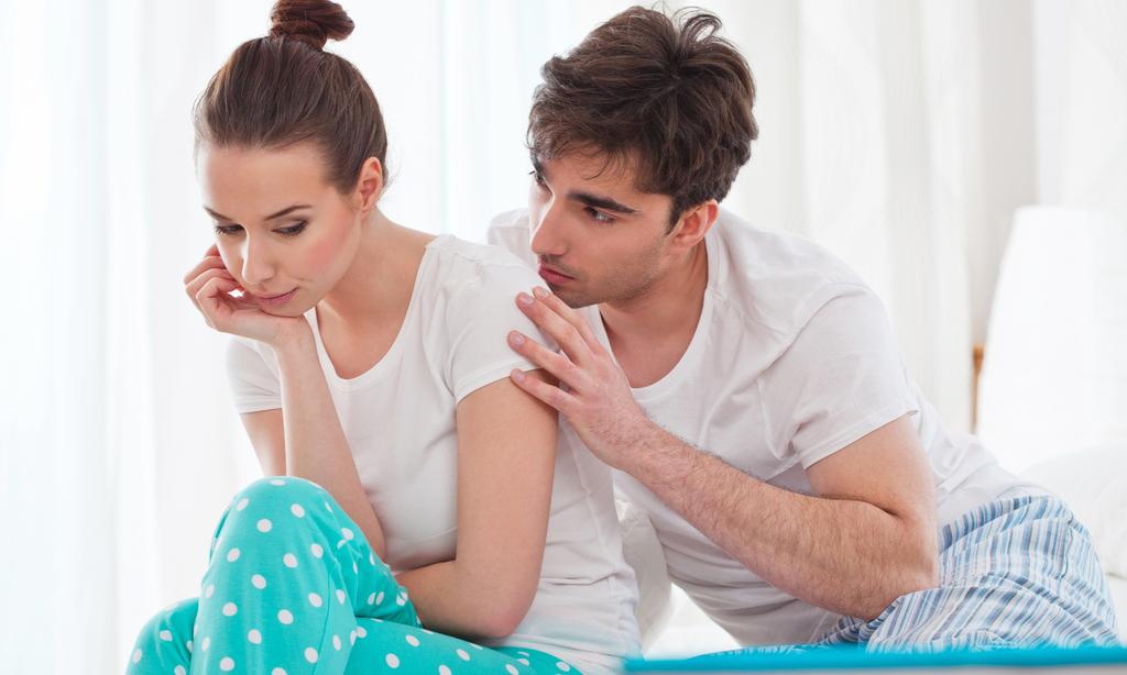 Интимная жизнь после родов: что чувствуют мужчины?