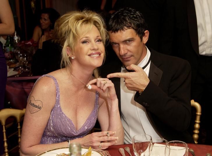 Антонио Бандерас признался в особенных отношениях с бывшей женой Мелани Гриффит, история любви, причина развода
