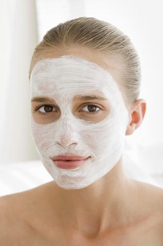 маска для лица из сметаны и меда