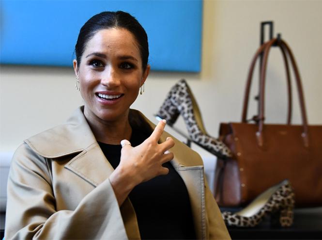 Фото №2 - Что новый патронаж Меган Маркл значит для индустрии моды