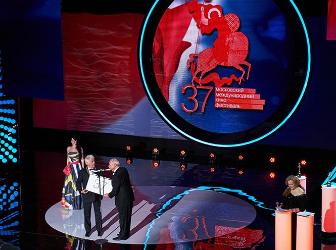 Стартовал 37-й Московский Международный Кинофестиваль