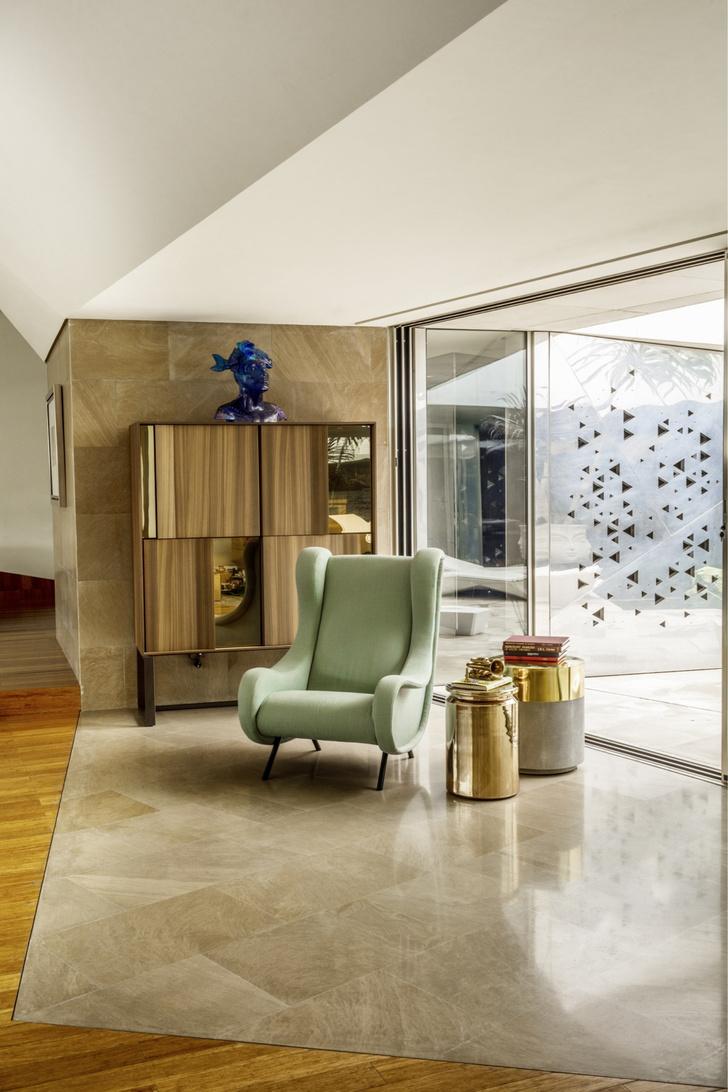 Фото №5 - Необычный дом-оригами в Кувейте: проект студии AGi Architects