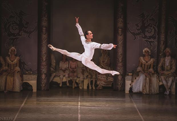 Фото №8 - Николай Чевычелов: «Если балет сводится к технике – упускается суть спектакля»