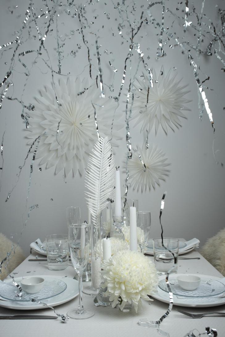 Фото №12 - Все к столу: три дизайнерские сервировки для главного праздника