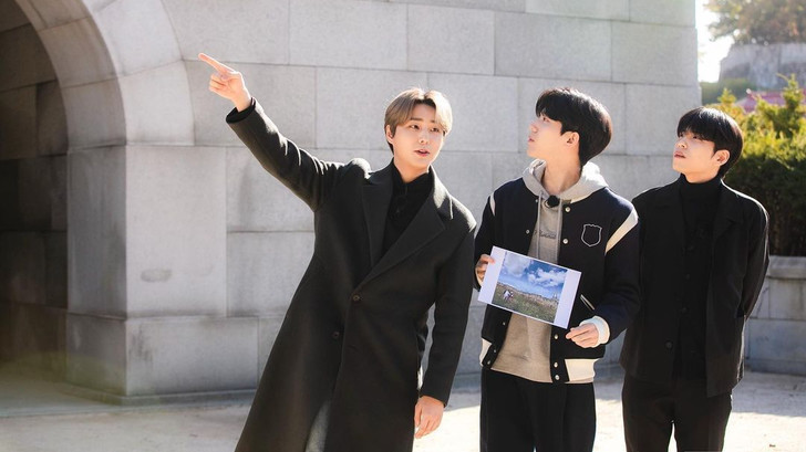 Фото №12 - Путешествуй с BTS! Лови туры по Сеулу, которые проводят топовые k-pop звезды 😎