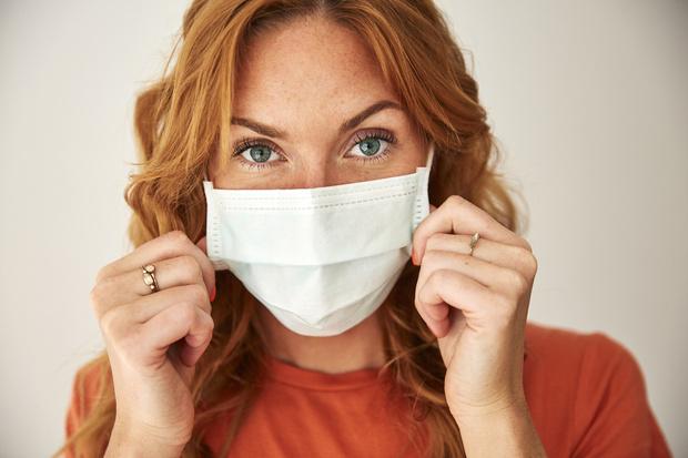прыщи от медицинской маски что делать на подбородке отзывы форум, высыпания от медицинской маски, прыщи от ношения маски