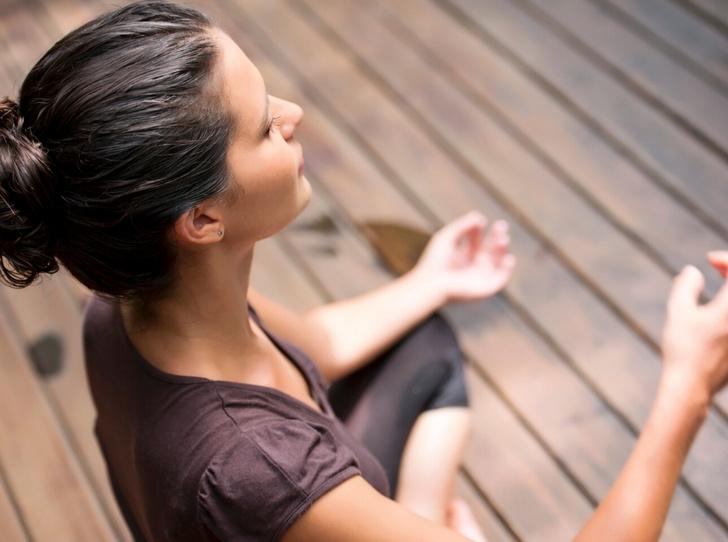 Фото №3 - 5 дыхательных практик, которые помогают растяжке