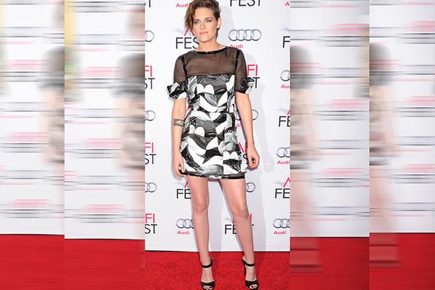 Кристен Стюарт на кинофестивале AFI (2014)