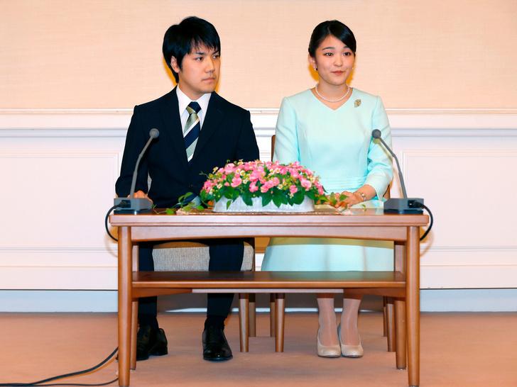 Фото №5 - Японские Ромео и Джультетта: почему принцесса Мако и ее возлюбленный никак не могут пожениться