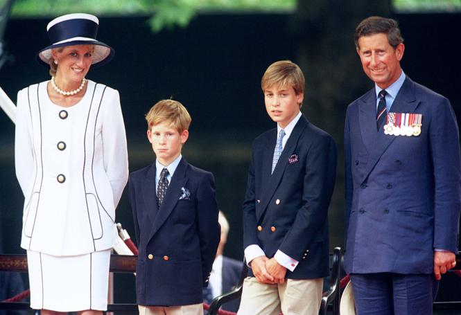 Фото №5 - Герцогиня Кейт повторила образ Дианы на церемонии Ордена Подвязки
