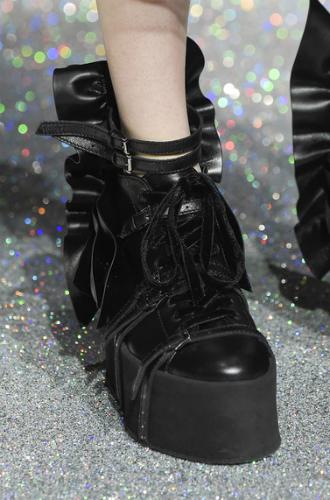 Фото №16 - Самая модная обувь сезона осень-зима 16/17, часть 1