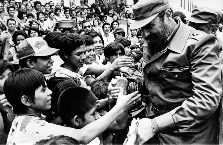Фото №6 - Лидер революции: 10 мифов о Фиделе Кастро