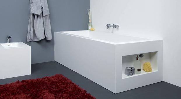 Фото №18 - Дизайн ванной: модные тенденции