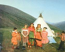 Фото №2 - Горы, где живут менквы