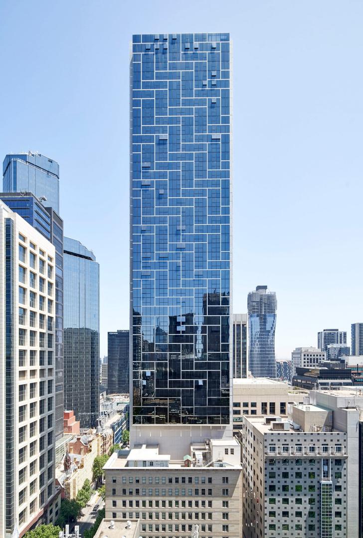 Фото №2 - Небоскреб 11,5 метров шириной в Мельбурне