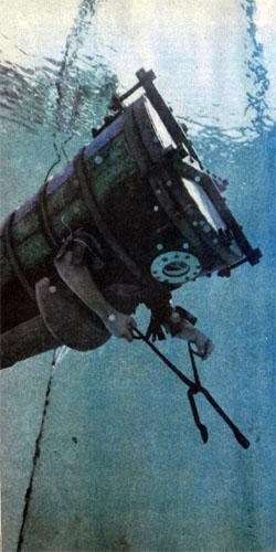 Фото №2 - Ныряльная машина среброловов