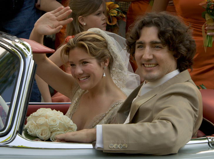 Фото №6 - Джастин Трюдо и Софи Грегуар: история любви, достойная Голливуда