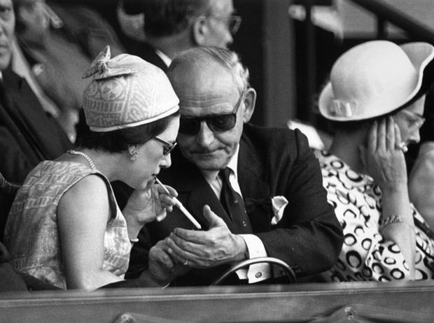 Фото №7 - Виндзоры и Уимблдон: краткая история отношений королевской семьи и тенниса