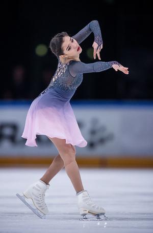 Фото №2 - Евгения Медведева: «Люди в большом спорте всегда одиночки»