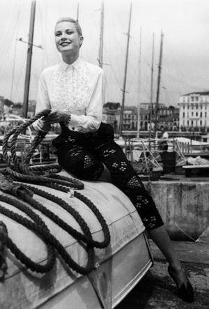Фото №5 - Гардероб принцессы Монако: секреты безупречного стиля Грейс Келли
