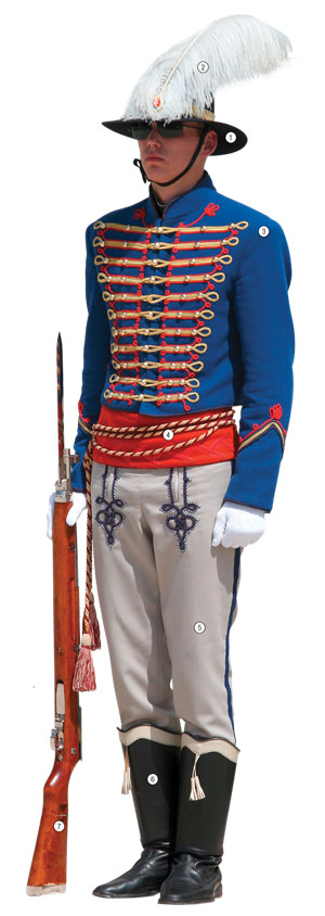 Фото №1 - Старая гвардия: история костюма. Словацкая Республика