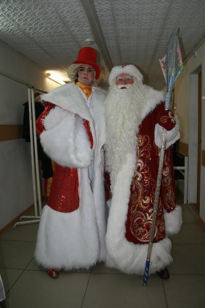 Фото №8 - Главный Дед Мороз Кубани: «Люблю горячий кофе и молоко со льдом»